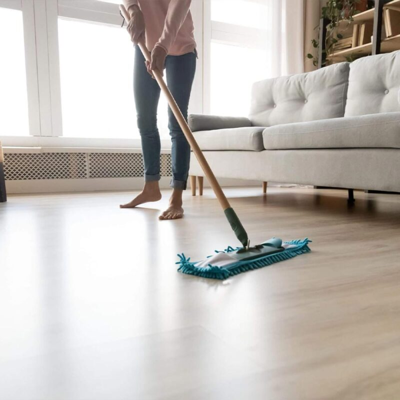 Floor Cleaning Services From Flooring Dubai